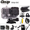 Original GitUP Git2 Action Camera 2K Wifi Sports DV Full HD 1080P 30m Waterproof mini Camcorder 1.5 inch LCD Novatek 96660 Cam