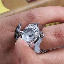JAVRICK 20mm Gemstone Agate Round Finger Ring Watch Jewelry
