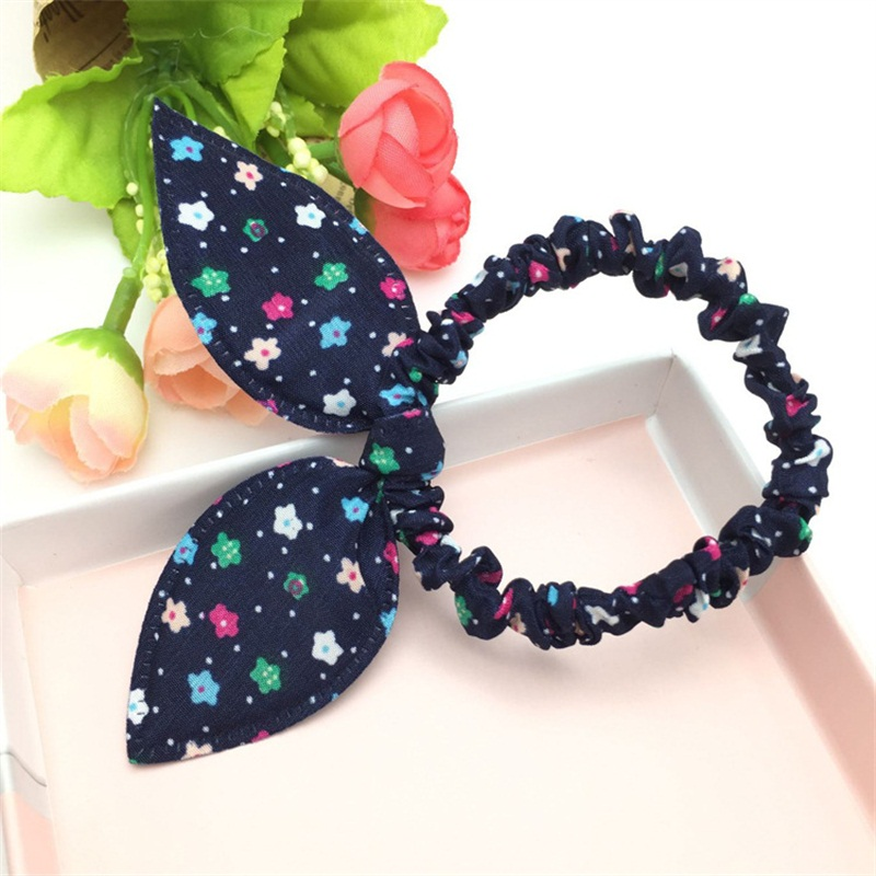 100PCS/Lot Styles Rabbit Ears Hair Accessories For Women Headband,Elastic Bands For Hair For Girls,Hair Band Hair For Kids