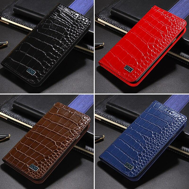 bilder für Für Iphone 7 7 plus 6 plus Fall, hohe Qualität Luxus Reale Echtes Leder-kasten-abdeckung für Iphone 6 6 s 6 s plus Handy-fälle