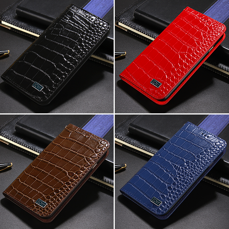 For Iphone 7 7plus 6plus Case High Quality Luxury Real Genuine Leather Case Cover for Iphone