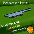 Batería para acer aspire 4741 5741 5741g 5742 5742 jigu g 5750 5552 5552g 7551 7741g as10d41 as10d51 as10d61 as10d71 as10d75