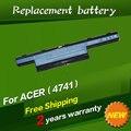 JIGU Аккумулятор Для Acer Aspire 4741 5741 5741G 5742 5742 г 5750 5552 5552 г 7551 7741 Г AS10D41 AS10D51 AS10D61 AS10D71 AS10D75