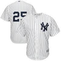 MLB Men S New York Yankees Gleyber Torres White Official Cool Base Jersey