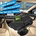 Cdma 850 Mhz Car Mobile Phone Signal Booster Cell Phone Signal repetidor amplificador com suporte de montagem para qualquer veículo