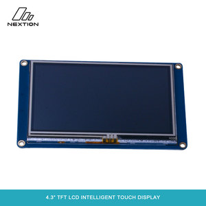 """Image 3 - Nextion NX4827T043   4.3"""" TFT LCD Intelligent Touch Display Best Solution to Replace the Traditional LCD and LED Nixie Tube"""