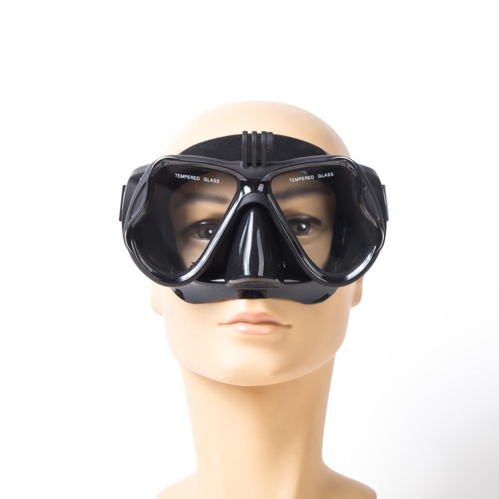 Miopia Diving Masker Dengan Lensa Resep (Nearsight 0-9.0), Diopter - Olahraga air - Foto 2