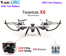 Hot UAV JJRC H16 YiZhan Tarantula X6 RC Quadcopter 6-Axis 2.4GHz Drones with Camera Professional RC Helicopter