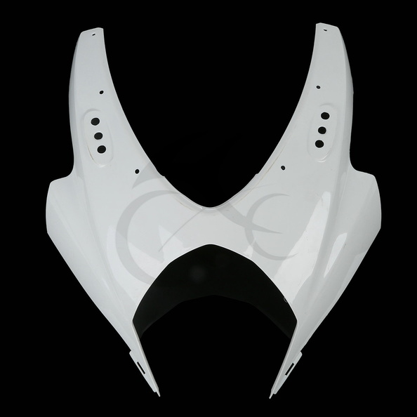 ABS Unpainted Upper Front Fairing Cowling Nose For Suzuki GSXR 1000 07-08 K7 New abs unpainted upper front fairing cowl nose for suzuki gsxr600 gsxr 750 2006 2007