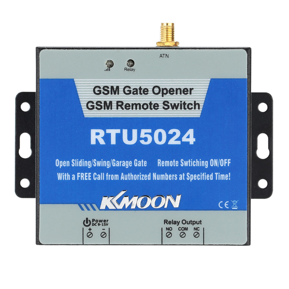 Rtu5024 Gsm Garage Swing Sliding Gsm Gate Opener Relay