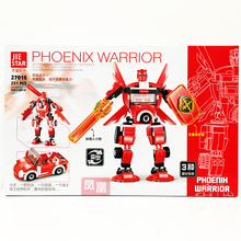5656 Watl educación Temprana juguetes de Bloques de Ladrillo Bloques digitales eliminar ABS locomotora de Transformación Robots Exploiture bloques 11 CM