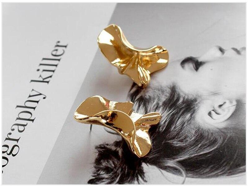 Gold Earrings  (3)