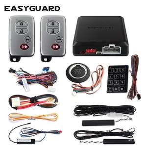 EASYGUARD PKE car alarm system