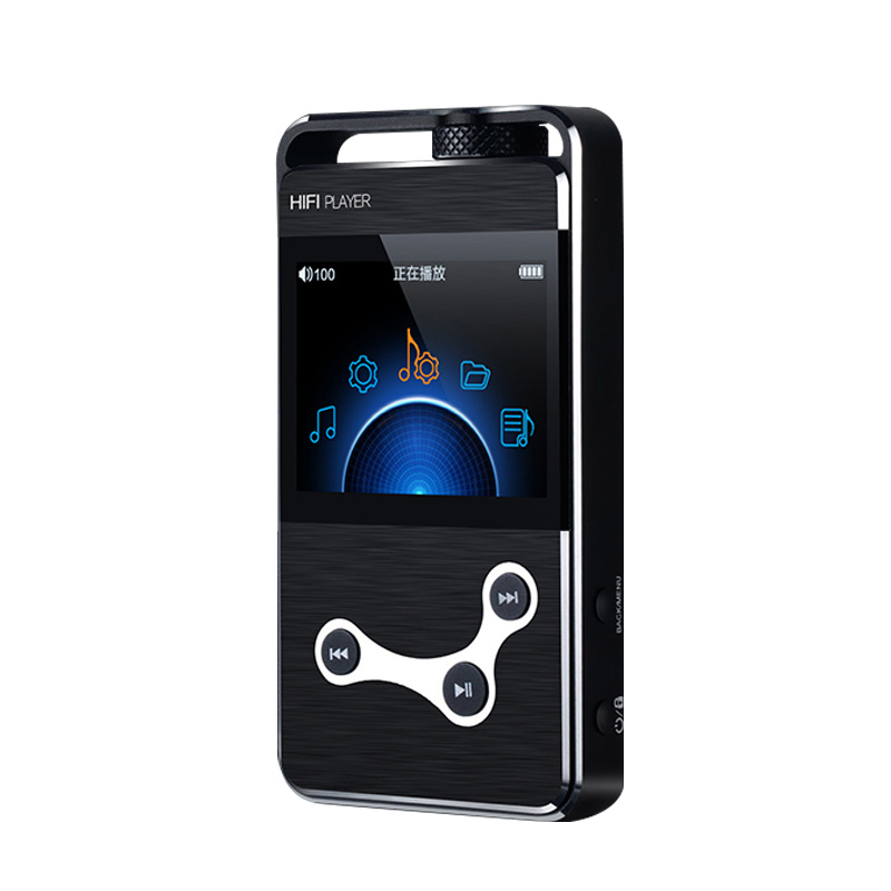 ZIKU HD-X9 Hifi Portable Lossless DSD Professional MP3 Music Player ATJ2167+DAC CS4398 HIFI Lossless Music Player  DAP MP3