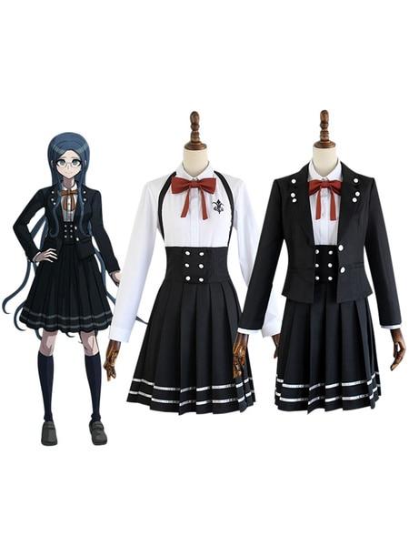 Danganronpa V3 Shirogane Tsumugi Halloween Cosplay Costume ...