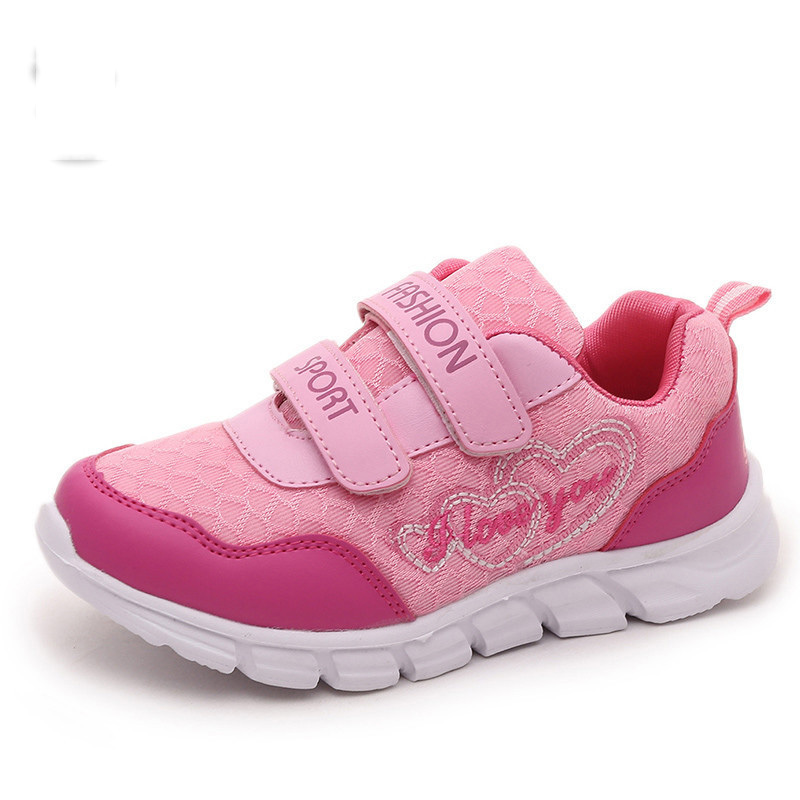dd4a752ca1 US $13.93 18% OFF|2019 Hot sale Children Sport Shoes kids Girl Boy Soft  Sole Shoes high quality shoes Running Shoes Outdoor spring autumn  Footwear-in ...