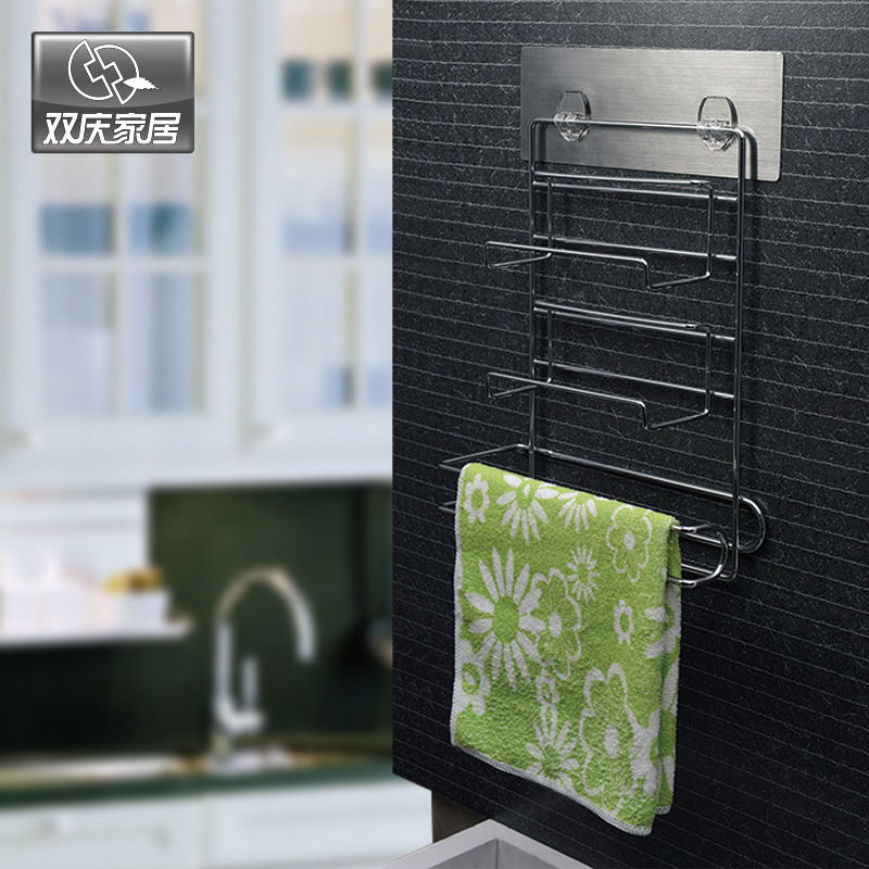 Kitchen Wrap Organizers Wall mounted magic flexible sticker silicone wrap holder roll paper wall mounted magic flexible sticker silicone wrap holder roll paper hanger racks for kitchen room in storage holders racks from home garden on workwithnaturefo