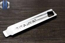 Titanium Alloy EDC Crowbar Screwdriver Multi-tool