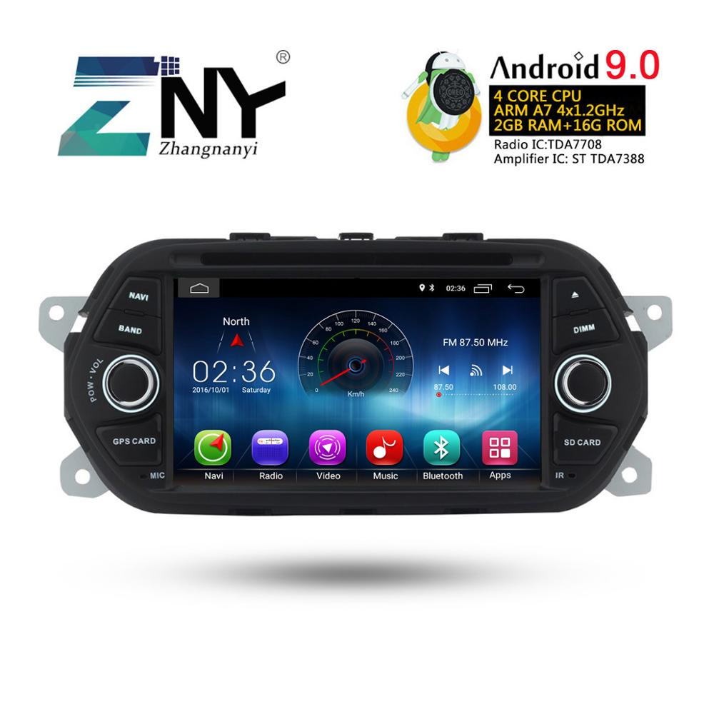 7 HD Android 9.0 Car GPS Stereo For Fiat Tipo Egea 2015 2016 2017 Auto DVD Radio FM RDS WiFi Audio Video Player Backup Camera7 HD Android 9.0 Car GPS Stereo For Fiat Tipo Egea 2015 2016 2017 Auto DVD Radio FM RDS WiFi Audio Video Player Backup Camera
