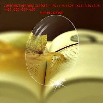 Aanpassen Leesbril + 1.25 + 1.75 + 2.25 + 2.75 + 3.25 + 3.75 + 450 + 500 + 550 + 600 anti blue ray leesbril