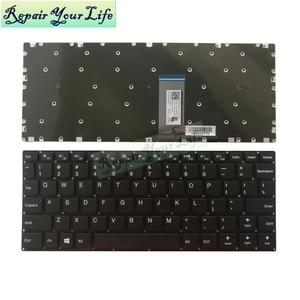 Image 1 - 710 11 Lenovo Yoga 용 미국 회색 노트북 키보드 310 11 310 11IAP 710 11 710 11IKB 710 11ISK 키보드 US New