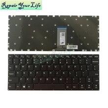 710 11 US Grey klawiatura do laptopa Lenovo Yoga 310 11 310 11IAP 710 11 710 11IKB 710 11ISK klawiatura US nowość