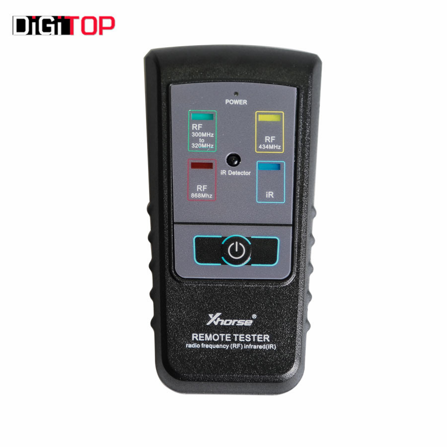 ФОТО Original XHORSE Remote Tester for Radio Frequency Infrared Radio Remote Tester