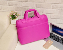 Waterproof notebook bags 15.6 15 14 13.3 inches shoulder women computer bags new fashion woman handbags Messenger Laptop bags
