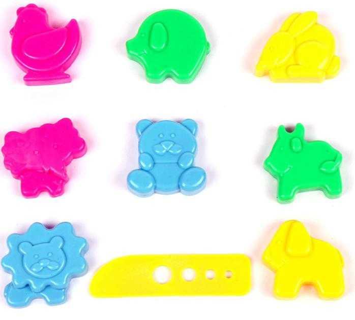 36pcs/lot slime clay Tools DIY Model Tool Toys slide lizun lysine Plasticine Playdough modeling Set Kit Children Gift Toy games