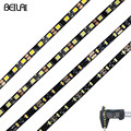 Super bright DC 12V Fita LED Strip 5M 600LED 2835 SMD 3014 Not Waterproof Tira LED Light Neon Luz 5mm Width Panel Lighting Tape