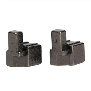 Image 2 - Left Right Slider Buckle OEM Metal Lock Latch Bracket for Nintend Switch Joy Con Loose Repair Tool Parts NS JoyCon Controller