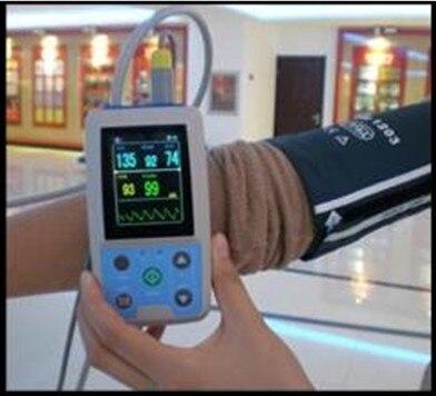 bp com Software de Holter Monitor Holter Abpm Contec Abpm50