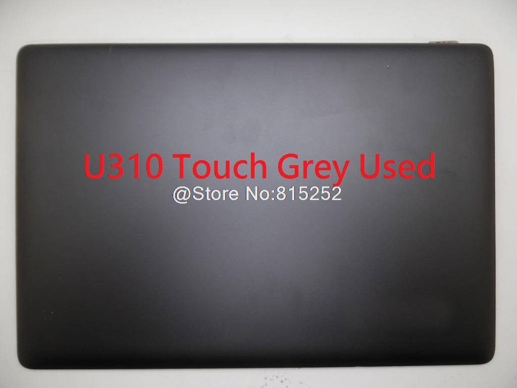 все цены на Laptop LCD Top Cover For Lenovo U310 Touch LZ7 3CLZ7LCLV80 Grey With Touchpad 95% New u310t онлайн