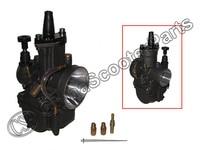 New Design PWK 28MM 30MM 32MM 34MM Carburetor For Koso OKO Keihin With Power Jet Black
