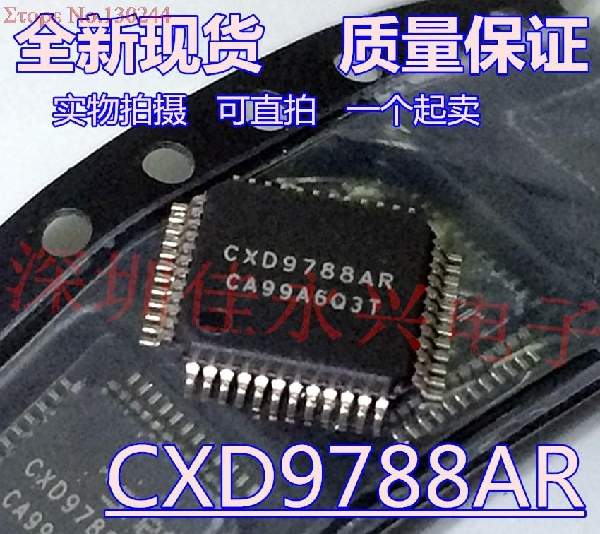 1pcs/lot CXD9788AR CXD9788 TQFP48 In Stock