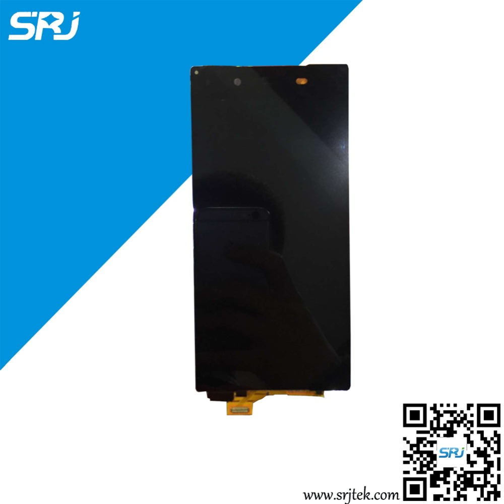 5.2 Black For Sony Xperia Z5 E6603 E6633 E6653 E6683 LCD Display+Touch Screen Digitizer Glass Sensor Full Assembly Parts