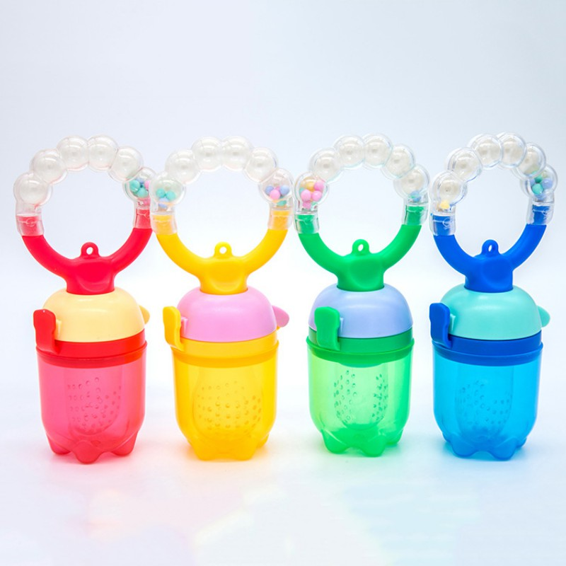 1 PC Baby Nipple Pacifier Fresh Food Milk Nibbler Feeder Kids Pacifier Feeding Soother Teat Pacifier Bottle Safe Baby Supplies