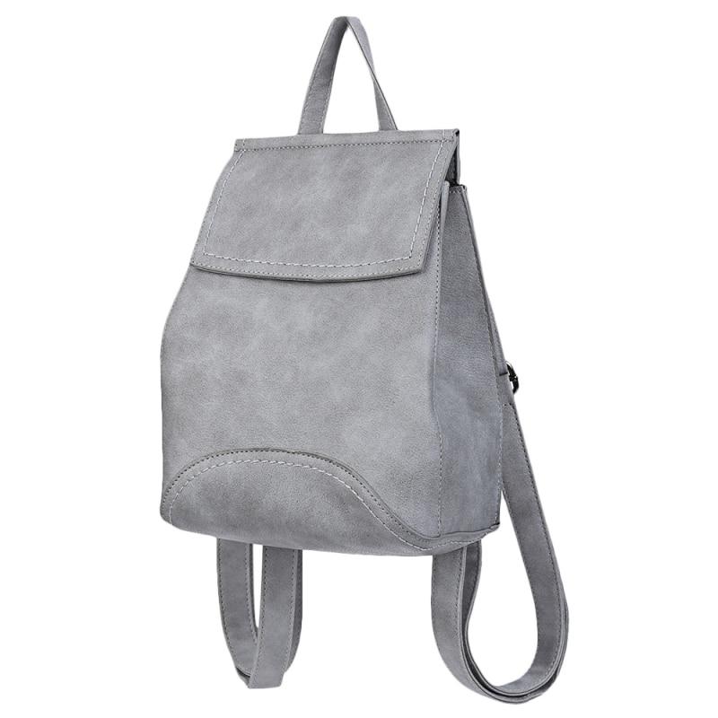 ФОТО New Year Fashion Women Backpack High Quality Youth PU Leather Backpacks For Teenage Girl Female School Shoulder Packbag Mochila
