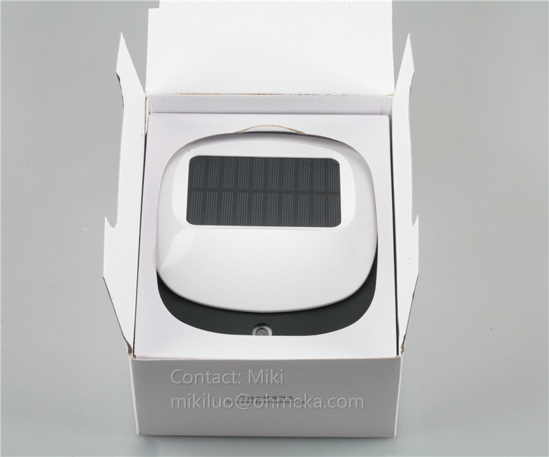 Hepa Filter Car Air Purifier Solar Anion Car Purifier Ionizer недорого