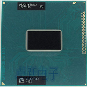 Original Intel Core Dual-Core Mobile cpu processor i5-3340M I5 3340M 2.7GHz L3 3M Socket G2 / rPGA988B SR0XA Laptop