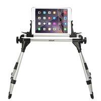 2017 Montaje de La Tableta Soporte De Suelo Sofá Cama Escritorio Soporte para iPad Pro 10.5 mini Sumsung iphone 6 Ajustable Portátil Vadeable Hombre Perezoso