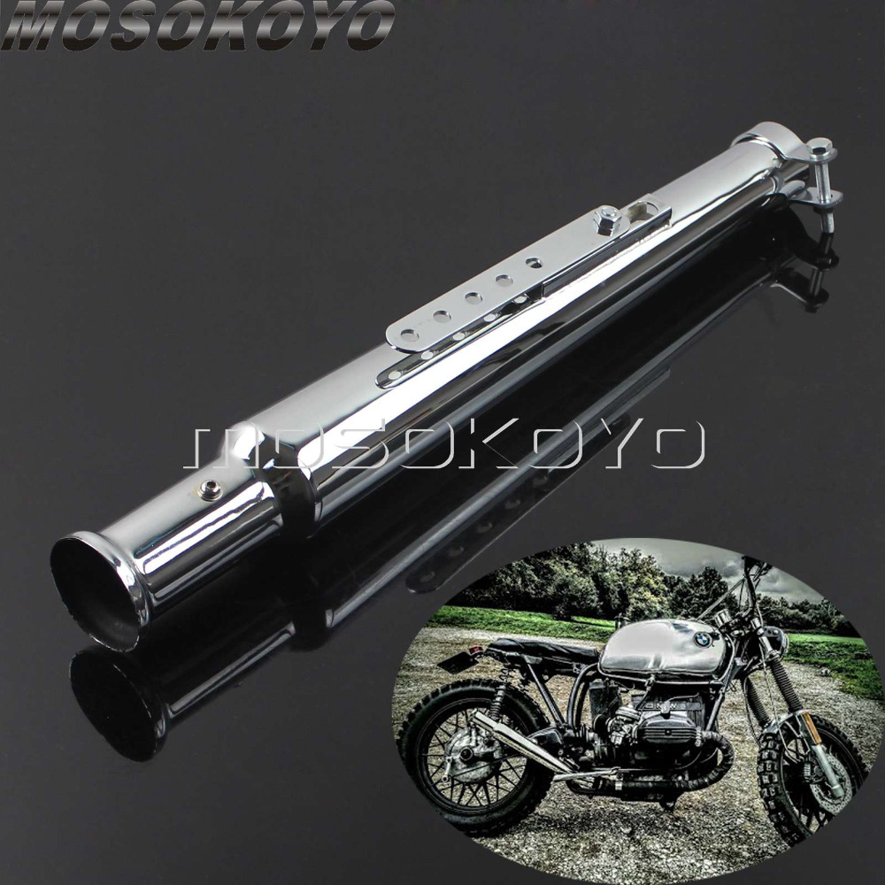 Ideal for classic motorcycles 40mm Silencer end baffle DB killer