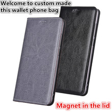 CJ09 Genuine leather wallet phone bag for Blackberry Key2 phone case for Blackberry Key 2 wallet flip case free shipping