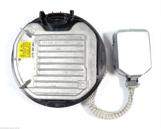 OEM Denso D4S D4R HID Xenon Headlight Ballast ecu for Toyota Lexus  85967-45010 031100-1010