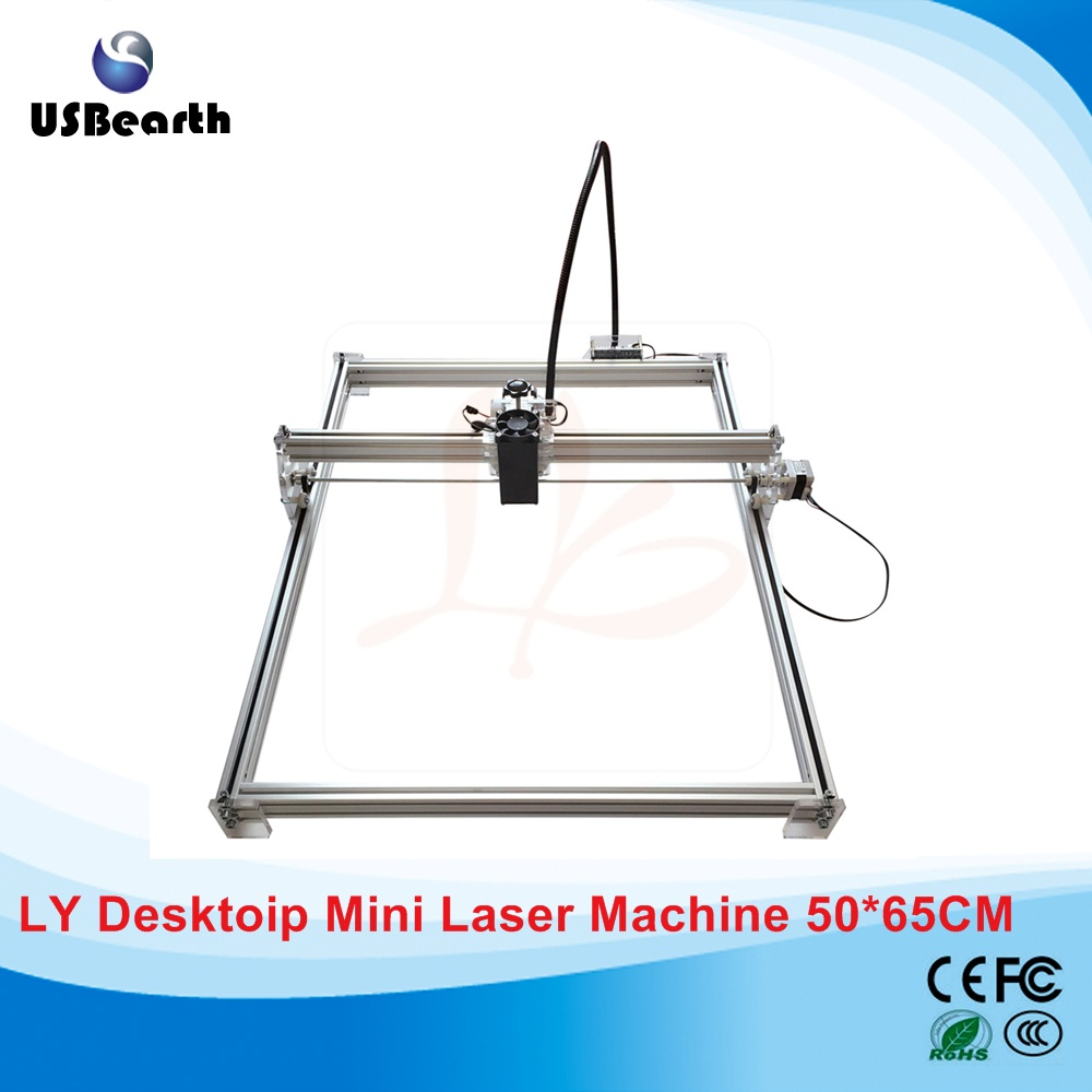 ᐂNave libre DIY nuevo Ly 10 W láser 10000 MW DIY máquina de grabado ...