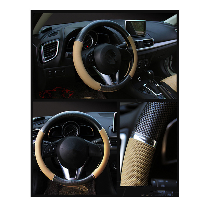 Real Wood Steering Wheel Covers | Wooden Thing