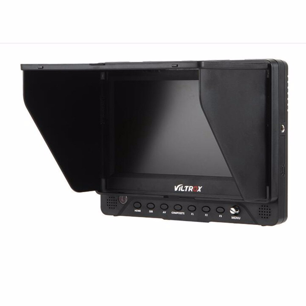 VILTROX DC-70EX 7 HD 1024x600 IPS Screen Clip-on HDMI/SDI/AV Input Output Camera Video LCD Monitor Display for DSLR camera BMCC sitemap xml page 10