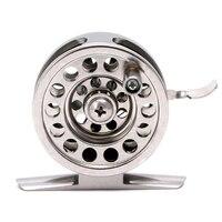 Fishing Reels Metal Spool Centrifugal Droplets Round Bearings Fly Fishing Wheel|fishing wheel|fishing reel metal|reel metal -