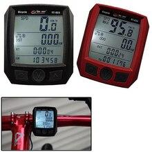 Velocimetro Multifunctional Bogeer Yt 833 Motorcycle Bike Bicycle Computer Odometer Speedometer Sensors Imported Backlit Lcd
