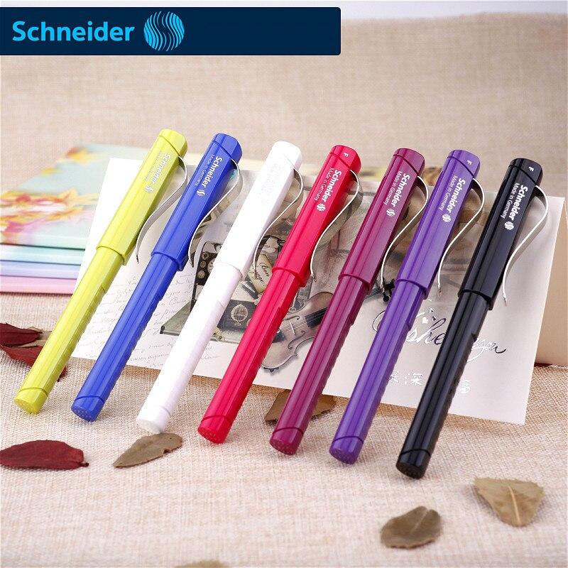 Allemagne Schneider classique BASE stylo plume encre calligraphie stylo écriture en douceur signature stylo étudiant bureau stylo 0.35mm/0.5mm